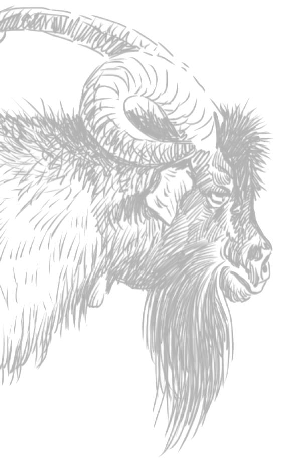 Goat-left