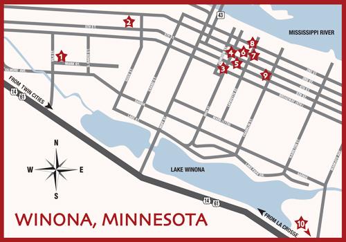 Winona Art Walk And Tour Countdown Location 7 River Arts Alliance