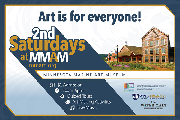 MMAM 2nd Saturday
